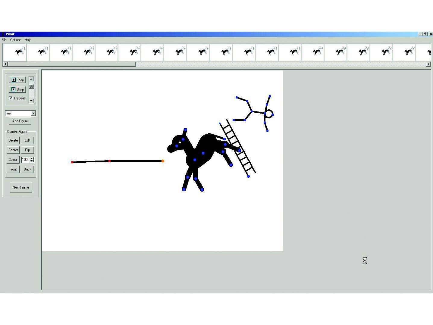 Pivot Videospivot Stickfigure Animator