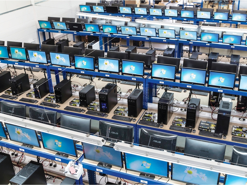 Why British PC manufacturing matters