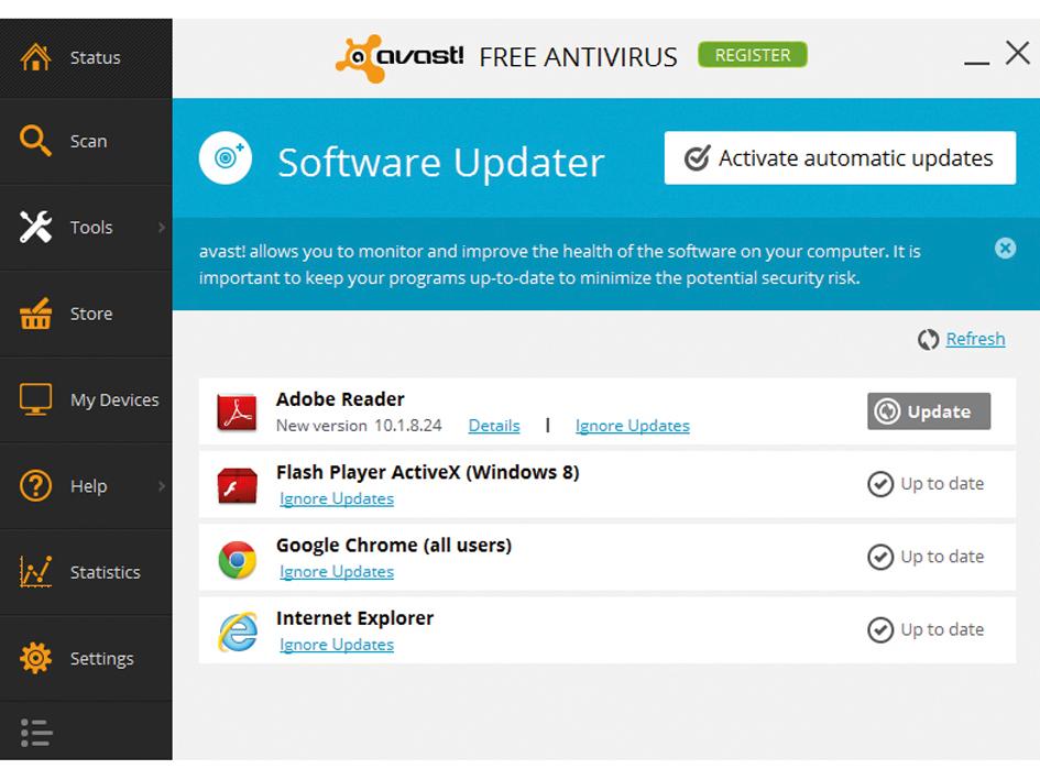 Avast Free Antivirus 2014 Review