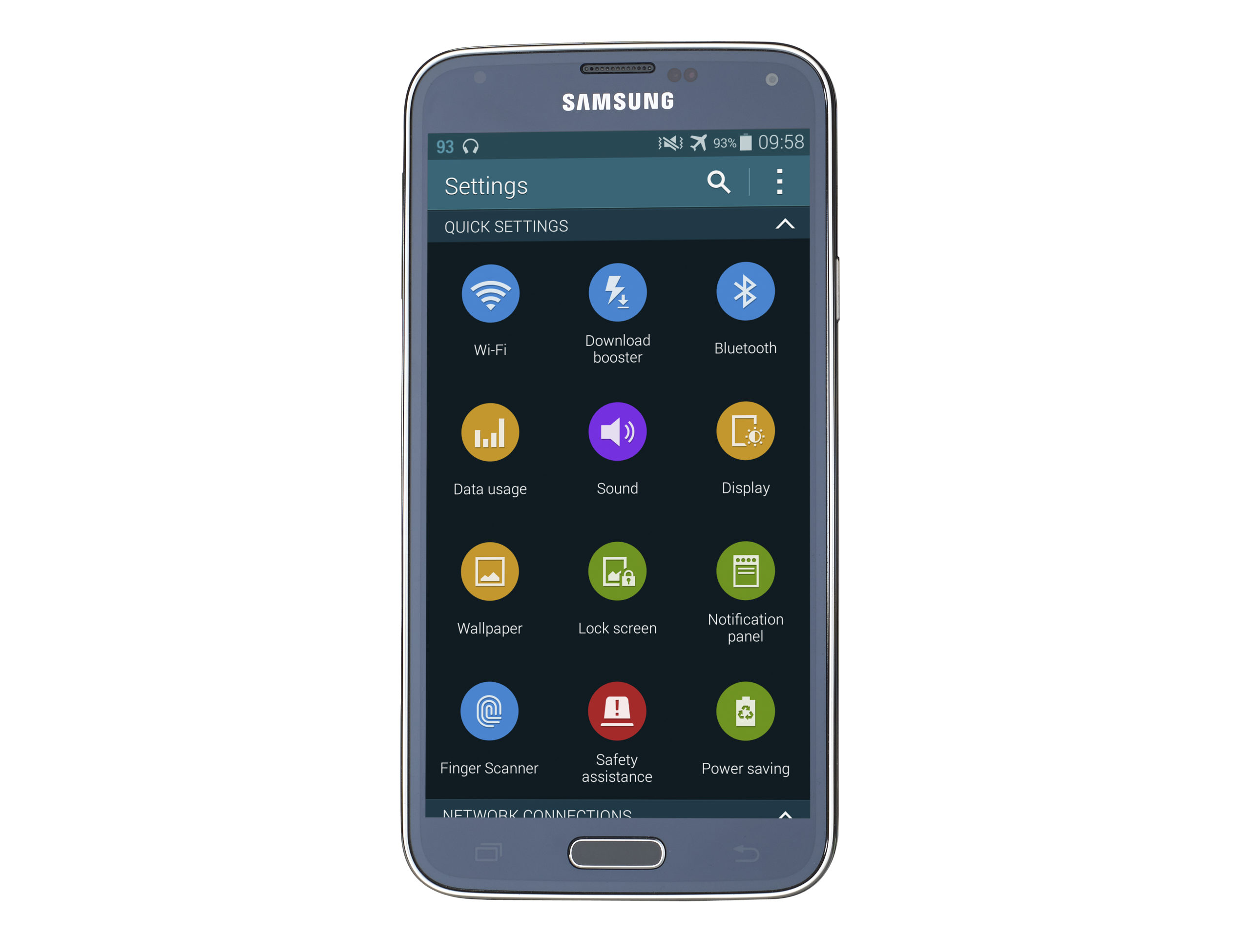Official Samsung Galaxy S5 Neo Fast