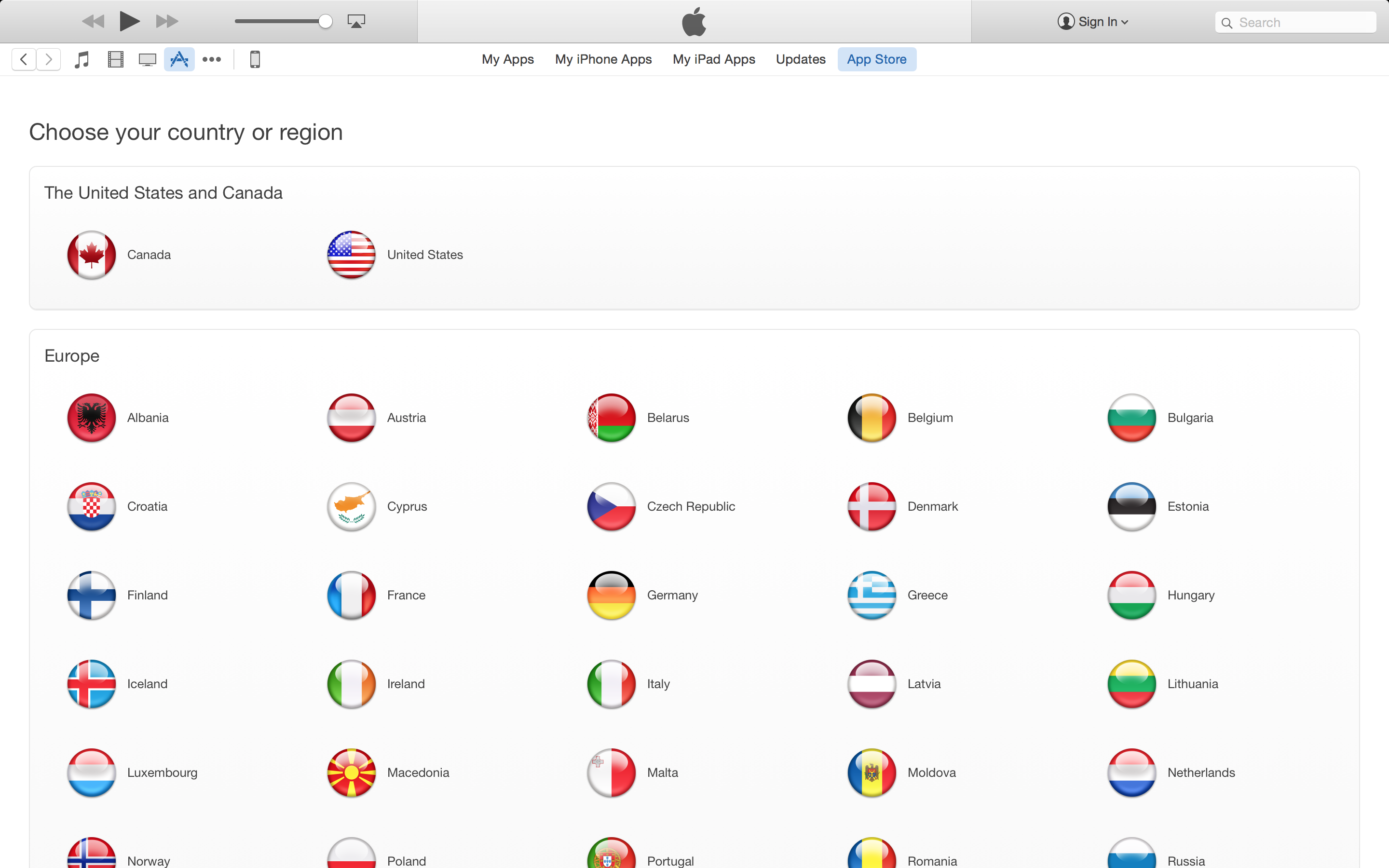 How To Download Us Iphone And Ipad Apps In The Uk