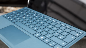 Microsoft Surface Pro 4 review: The new Type Cover is a joy to use