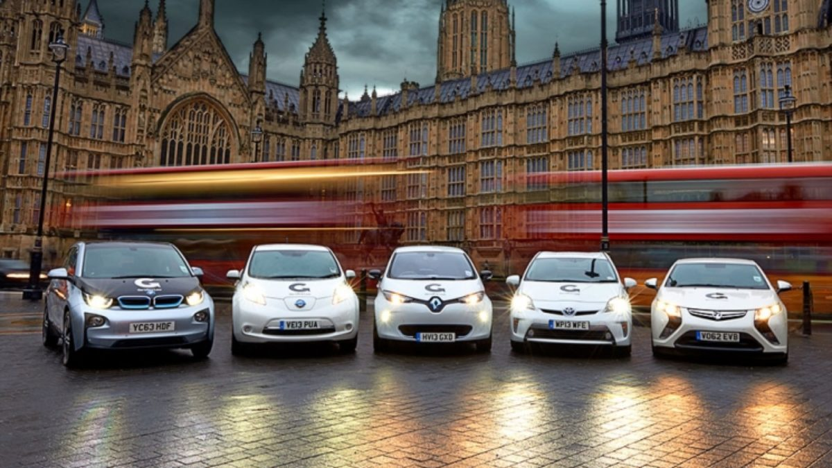 UK government gives electric cars a £40m boost