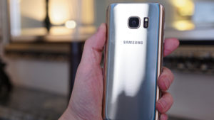 Samsung Galaxy S7 review: Rear