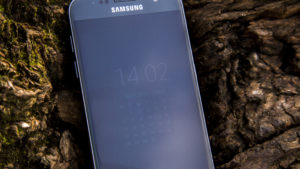 Samsung Galaxy S7 review: Always on screen