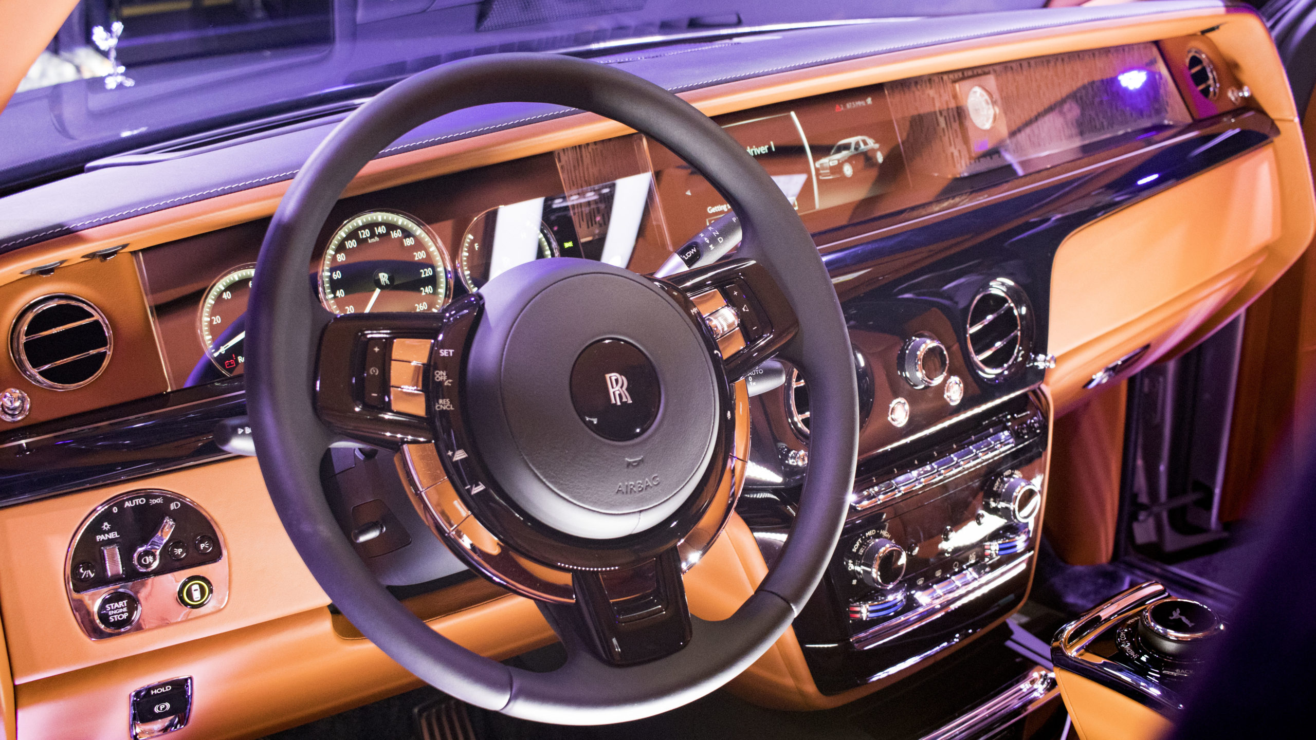 New Rolls Royce Phantom The Most Technologically Advanced Rolls Ever Is Revealed In London