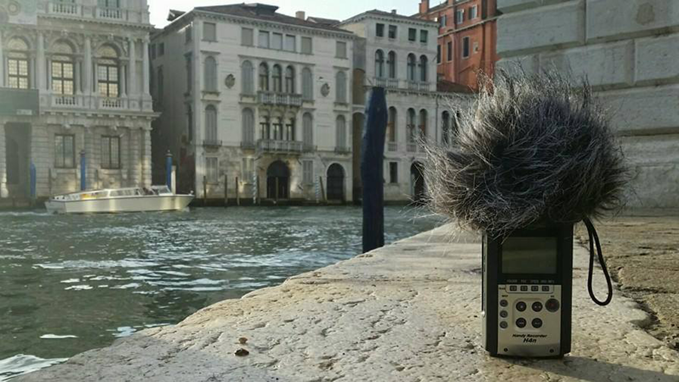 Cities and Memory lets you visit anywhere on Earth and listen to local sounds