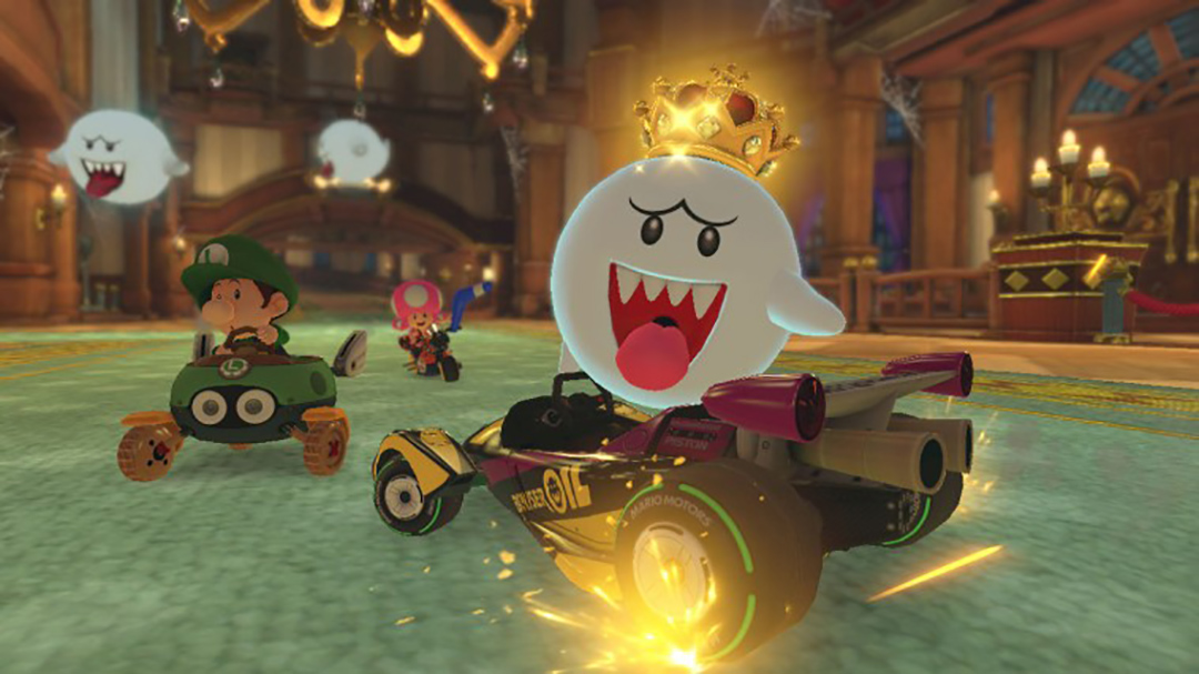 The Best Mario Kart Character Is Wario In A Gold Standard Kart With Roller Wheels According To Science