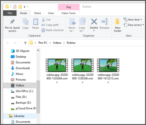 Roblox Studio Shared With Me How To Record Roblox Games On A Windows Pc