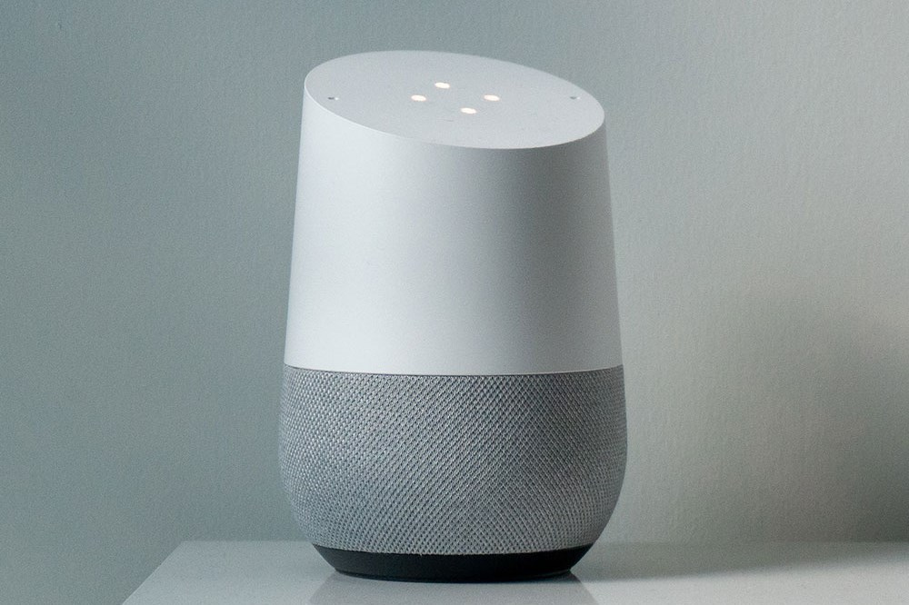 how to use google home as an intercom
