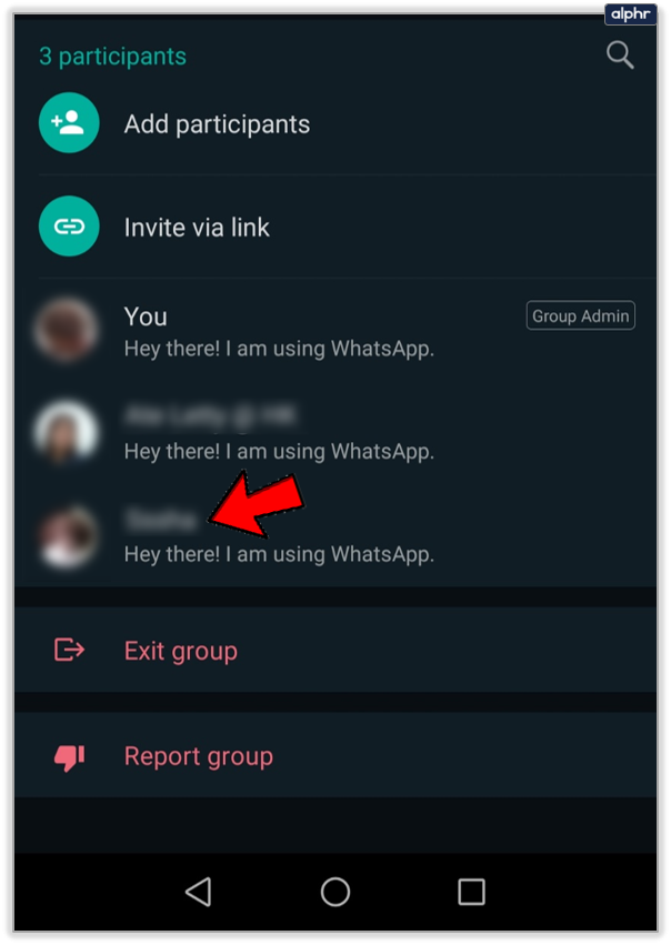 How To Add A Contact Or Person To Group In Whatsapp