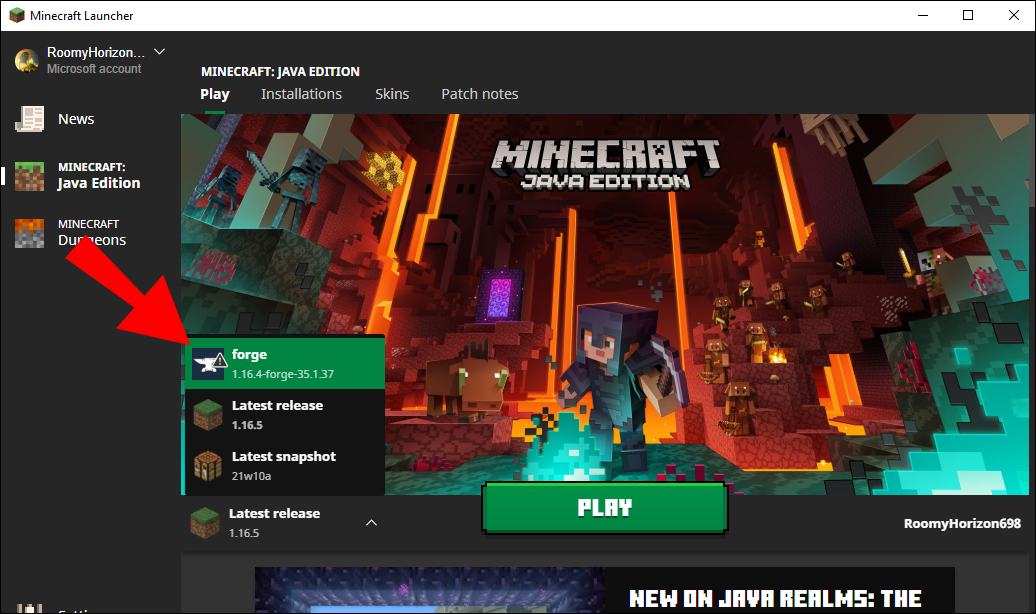 How to Install Minecraft Forge on a Windows or Mac PC