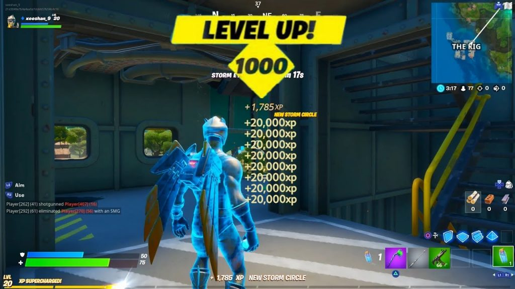 Fortnite Xp Supercharged Times How To Get Supercharged Xp In Fortnite